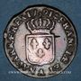 Coins Louis XVI (1774-1793). Sol 1791 A. Héron. 1er semestre