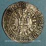 Coins Philippe IV le Bel (1285-1314). Gros tournois à l'O rond. L bidenté
