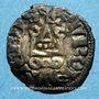 Coins Philippe IV le Bel (1285-1314). Obole tournois à l'O rond