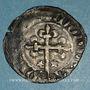 Coins Philippe VI (1328-1350). Double tournois, 1er type, 3e émission