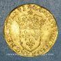 Coins Charles IX (1560-1574). Ecu d'or au soleil. 1566 Paris (point 18e)
