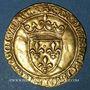 Coins Charles VI (1380-1422). Ecu d'or à la couronne