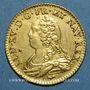 Coins Louis XV (1715-1774). Louis aux lunettes 1727 A