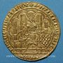 Coins Philippe VI de Valois (1328-1350). Ecu d'or à la chaise, 2e émission (10 avril 1343)