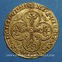 Coins Philippe VI de Valois (1328-1350). Royal d'or