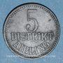 Coins Aibling. District. 5 pfennig n. d.