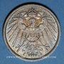 Coins Allemagne. 1 mark 1910 A