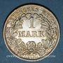 Coins Allemagne. 1 mark 1914 F