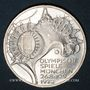 Coins Allemagne. 10 mark 1972 F. Jeux olympiques. Stade