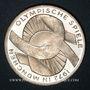 Coins Allemagne. 10 mark 1972 F. Jeux olympiques, Symbole d'union