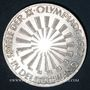 Coins Allemagne. 10 mark 1972 G. Jeux olympiques. Spirale,  in Deutschland