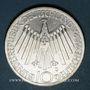 Coins Allemagne. 10 mark 1972 J. Jeux olympiques. Spirale,  in Deutschland