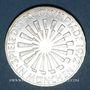 Coins Allemagne. 10 mark 1972 J. Jeux olympiques. Spirale, in München