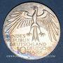 Coins Allemagne. 10 mark 1972 J. Jeux olympiques. Stade