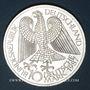 Coins Allemagne. 10 mark 1987 J. 750e anniversaire de Berlin