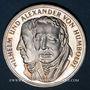 Coins Allemagne. 5 mark 1967 F. Humboldt