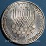 Coins Allemagne. 5 mark 1974 F. La Constitution (Grundgesetz)