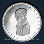 Coins Allemagne. 5 mark 1977 G. Kleist