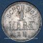 Coins Allemagne, Mandowsky, Waren und Möbel, 1 mark