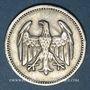 Coins Allemagne. République de Weimar. 1 mark 1925 A