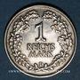 Coins Allemagne. République de Weimar. 1 reichsmark 1925 D