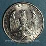 Coins Allemagne. République de Weimar. 3 mark 1922 A
