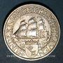 Coins Allemagne. République de Weimar. 3 reichsmark 1927 A. Port de Brême
