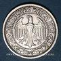 Coins Allemagne. République de Weimar. 50 reichspfennig 1928 E