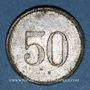 Coins Altdorf. Ville. 50 pfennig 1917