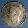 Coins Bade. Frédéric II (1907-1918). 3 mark 1914 G