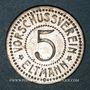 Coins Eltmann. Vorschussverein. 5 pfennig