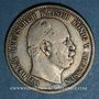 Coins Prusse. Guillaume I (1861-1888). 2 mark 1876 A
