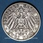 Coins Prusse. Guillaume II (1888-1918). 2 mark 1900 A