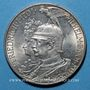 Coins Prusse. Guillaume II (1888-1918). 2 mark 1901. Bicentenaire