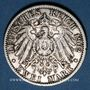 Coins Prusse. Guillaume II (1888-1918). 2 mark 1902 A