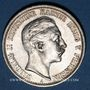 Coins Prusse. Guillaume II (1888-1918). 2 mark 1908 A
