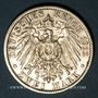 Coins Prusse. Guillaume II (1888-1918). 2 mark 1912 A