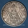 Coins Prusse. Guillaume II (1888-1918). 3 mark 1912 A