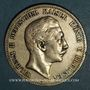 Coins Prusse. Guillaume II (1888-1918). 5 mark 1900 A