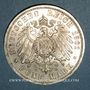 Coins Prusse. Guillaume II (1888-1918). 5 mark 1901. Bicentenaire