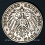 Coins Prusse. Guillaume II (1888-1918). 5 mark 1902 A