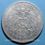 Coins Prusse. Guillaume II (1888-1918). 5 mark 1904 A