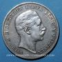 Coins Prusse. Guillaume II (1888-1918). 5 mark 1904 A.