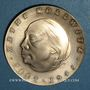 Coins République Démocratique allemande. 10 mark 1967. Käthe Kollwitz