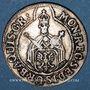 Coins Aix-la-Chapelle. 3 marck 1754