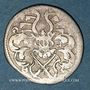 Coins Albertine. Maurice (1541-1553). Dreier 1555. Anneberg