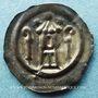 Coins Allemagne. Brisach (vers le milieu du 13e siècle). Pfennig