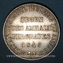 Coins Anhalt-Bernbourg. Alexandre Charles (1834-1863). Taler des mines 1846 A