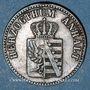 Coins Anhalt-Dessau. Léopold Frédéric (1817-1871). 3 pfennig 1864 A
