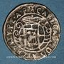 Coins Archevêché de Trèves. Charles Caspard de Leyden (1652-1676). Petermännchen (= 4 pfennig) 1673